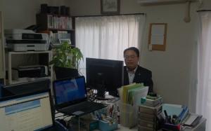 事務所奥2