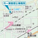 FP税理士事務所地図
